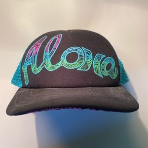 hurley aloha hat